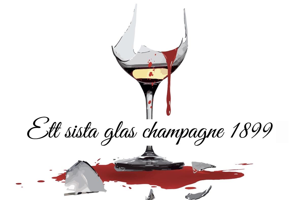 Ett sista glas champagne