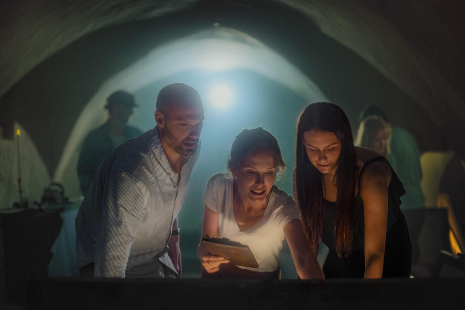 Bjärsjölagårds Slotts Escape Game