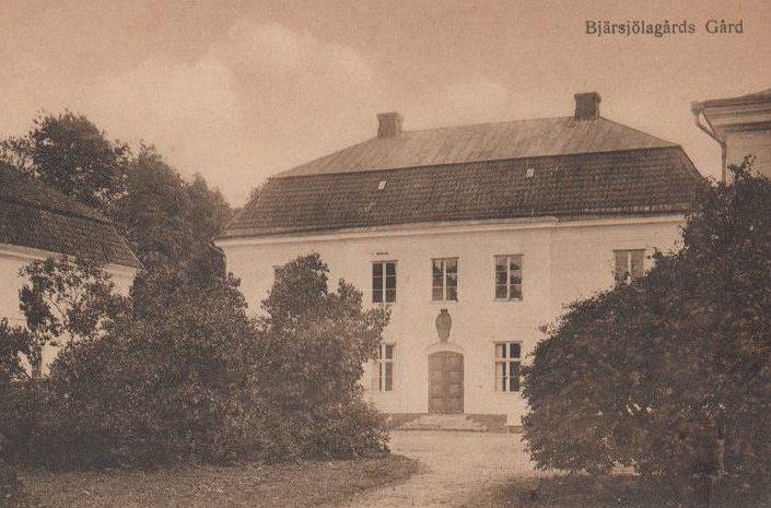 Slottsträdgården