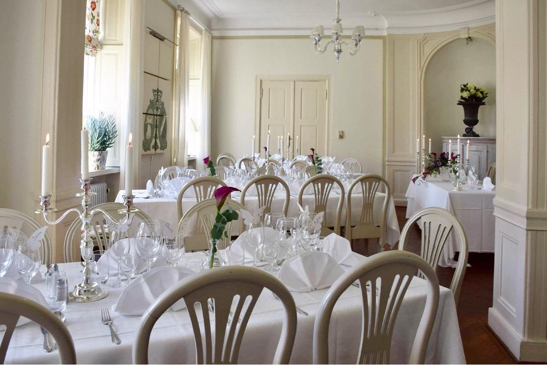 Slottet - Gröna matsalen
