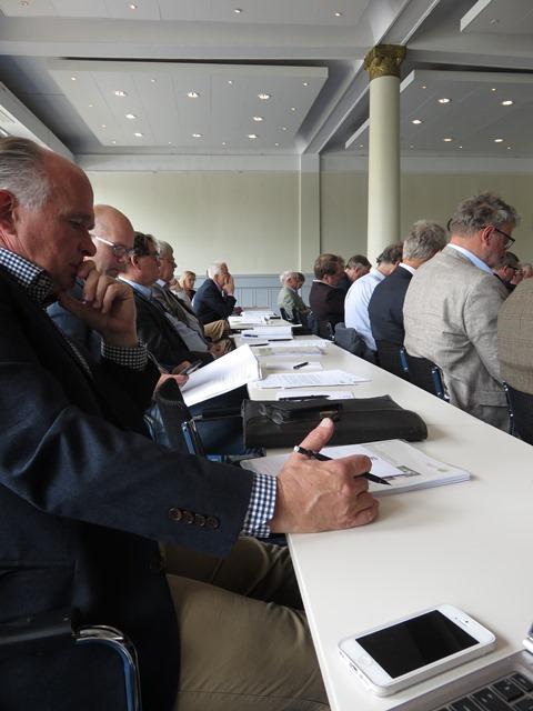 Stämmoförhandlingar, Skaraborgs VD, Bi Tivell,  fokuserar