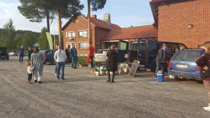 Ragunda Kommun i Jämtland.